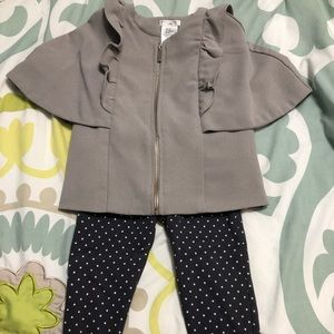 Max studio matching outfit 2T